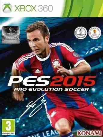Descargar Pro Evolution Soccer 2015 [MULTI][USA][XDG3][COMPLEX] por Torrent